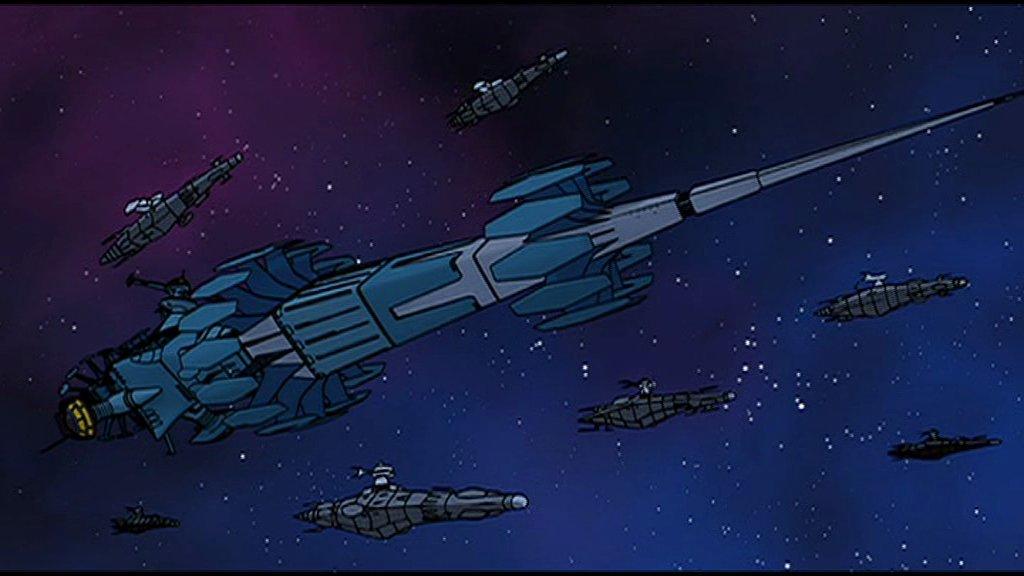 Le Panzer de l'Espace