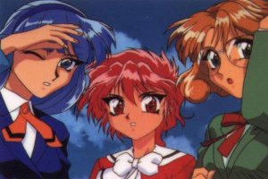 Dessins animés : Magic Knight Rayearth