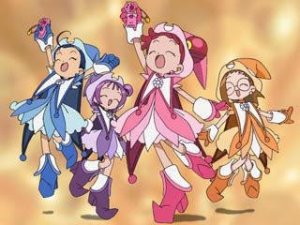 Dessins Animés : Magical DoReMi
