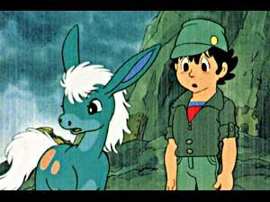 Dessins animés : Magie Bleue