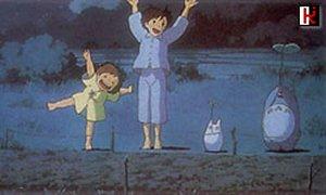 Dessins Animés : Mon Voisin Totoro
