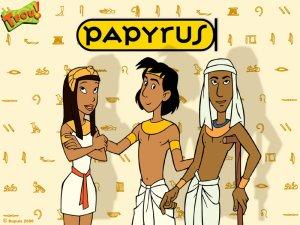 Dessins Animés : Papyrus