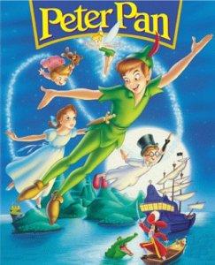 Dessins Animés : Peter Pan (Walt Disney)