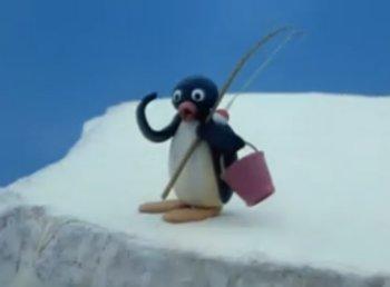 Dessins animés : Pingu