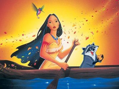 Dessins animés : Pocahontas (Walt Disney)