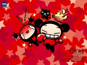 Dessins animés : Pucca