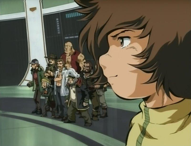 Hiroshi et ses compagnons