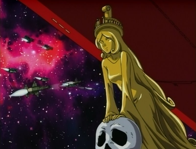 La proue du Queen Emeraldas