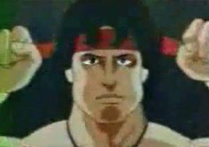 Dessins animés : Rambo