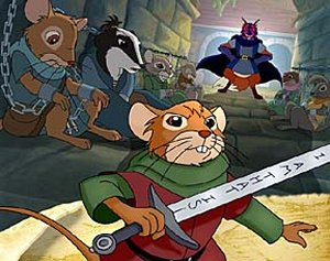 Rouge Muraille (Redwall)