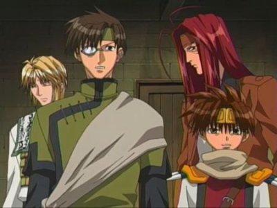 Dessins animés : Saiyuki