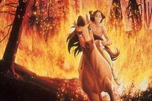 Dessins animés : Spirit, l'étalon des plaines