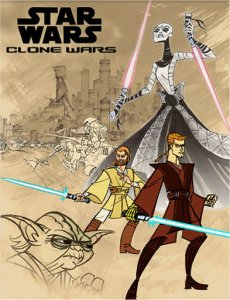 Dessins animés : Star Wars: The Clone Wars (la Guerre des Clones)