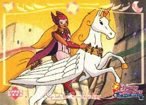 Dessins animés : Princesse Starla et les joyaux magiques