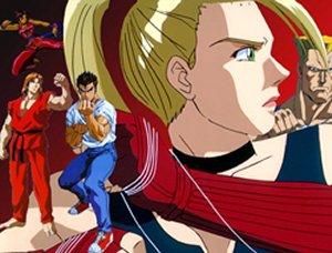 Dessins animés : Street Fighter