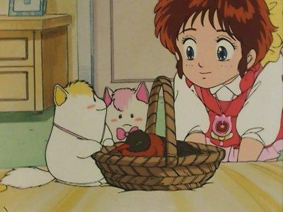 Dessins animés : Susy aux fleurs magiques (Mahô no idol Pastel Yumi)
