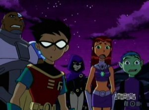 Dessins Animés : Teen Titans