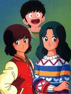 Dessins animés : Tommy et Magalie (Miyuki)