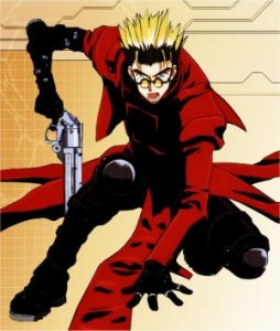 Dessins animés : Trigun