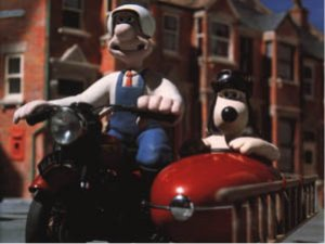Dessins Animés : Wallace & Gromit