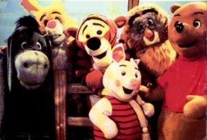 Dessins Animés : Winnie l'Ourson (Disney Channel)