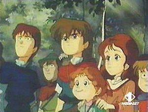 Dessins animés : Le jeune Robin des Bois