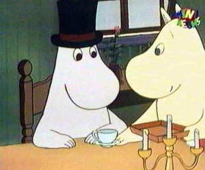 Dessins animés : Les Moomins (Opowiadania Muminków)