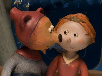 Dessins animés : Léon et Mélie