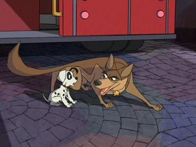 Dessins Animés : 101 Dalmatiens 2 : Sur la trace des héros (Walt Disney)