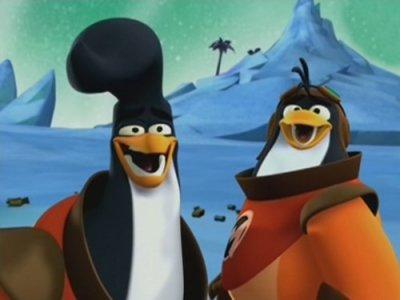 Dessins animés : 3-2-1 Pingouins !