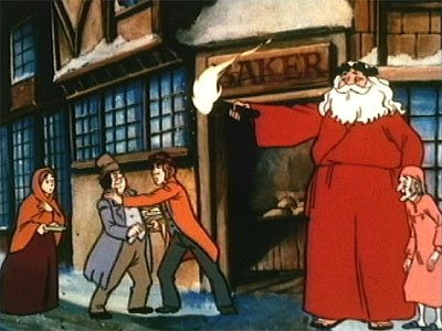 Dessins animés : Un Conte de Noël (A Christmas Carol - Burbank Films Australia)