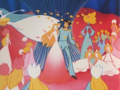 Dessins animés : A Journey Through Fairyland (Yōsei Furōrensu)