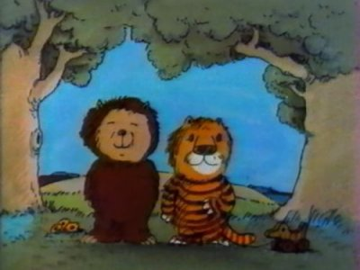 Dessins animés : L'Ours, le Tigre et les Autres
