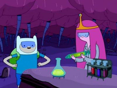 Dessins animés : Adventure Time