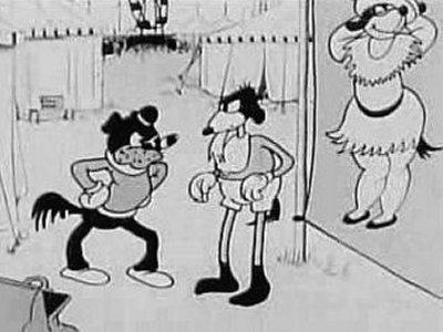 Dessins animés : Les Fables d'Esope (Aesop's Fables de Paul Terry)