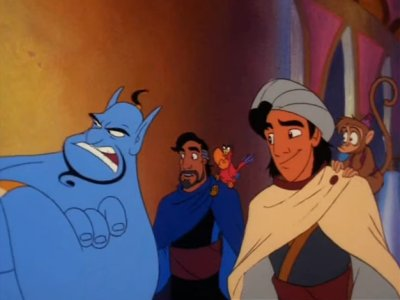 Dessins animés : Aladdin et le Roi des voleurs (Aladdin and the King of Thieves)