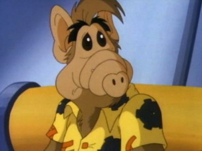Dessins animés : ALF (The Animated Series)