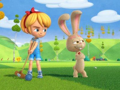Dessins animés : Alice et Lewis