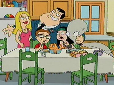 Dessins animés : American Dad!