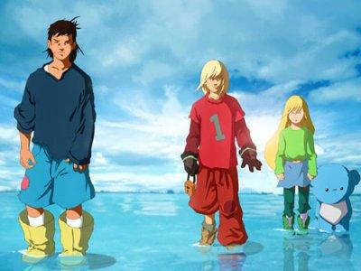 Dessins animés : Anatane les enfants d'Okura