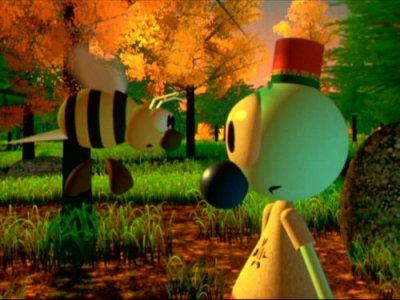 Dessins animés : André et Wally B. (Pixar)
