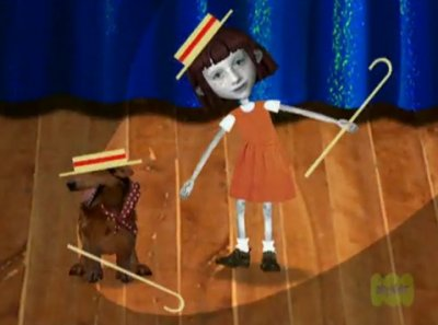 Dessins animés : Angela Anaconda