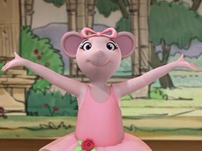 Dessins animés : Angelina Ballerina
