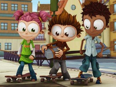 Dessin animé 2010