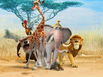 Dessins Animés : Animaux et cie (Konferenz der Tiere)