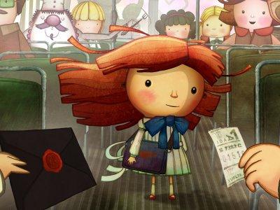 Dessins animés : Anina