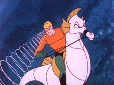 Dessins animés : Aquaman