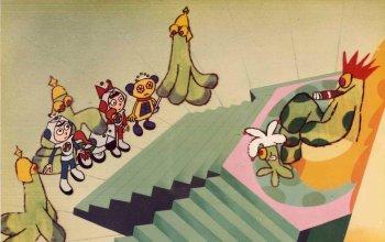Dessins animés : Arago X-001