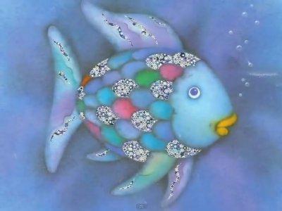 Dessins animés : Arc en ciel le plus beau poisson des océans