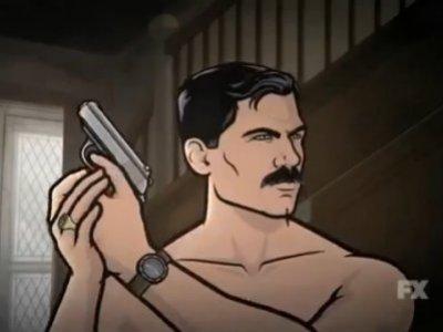 Dessins Animés : Archer